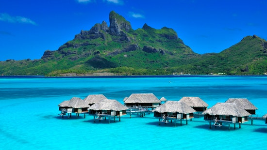 Overwater Bungalows Holiday Packages Entire Travel Group
